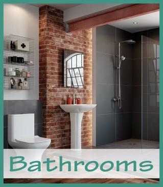 The studio at palladium kingsbridge south hams for Best bathrooms on the road