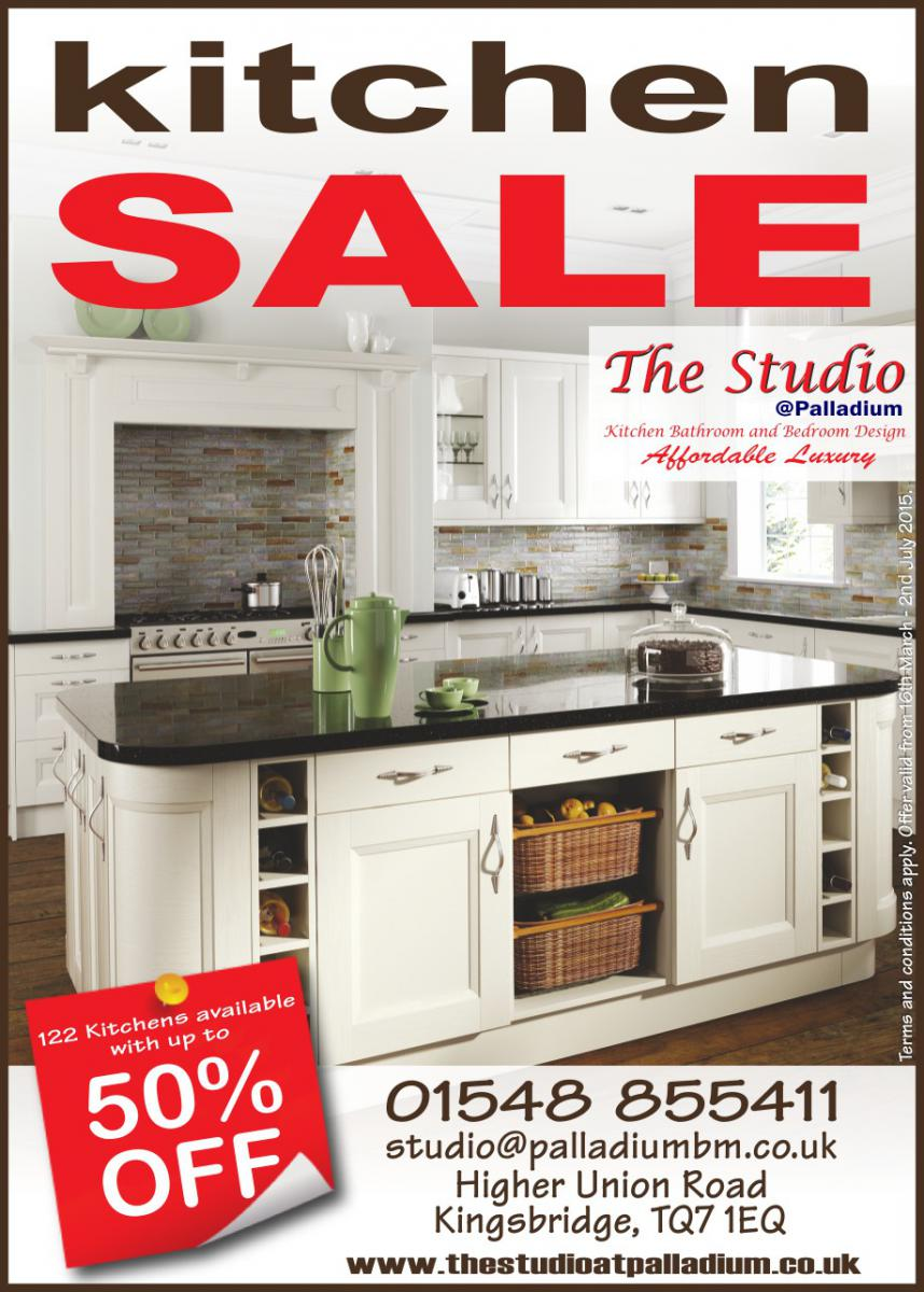 English Rose Kitchen Sale Now On
